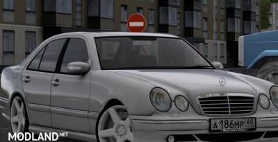 Mercedes W210 E270 CDI [1.5.9], 1 photo